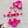 Maillot de bain Fille/Enfants/Bébé Maillots Tankini Bikini