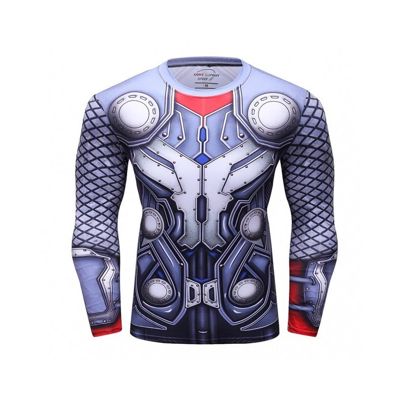 T shirt miracle super hero Spider man T shirt hommes de fitness Taille adulte M Couleur 1