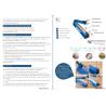 Sigillatore per sacchetti PP / PE 30CM-Sigillatore ad impulsi